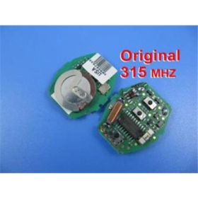 Bmw original remote 3 button board 315 MHZ