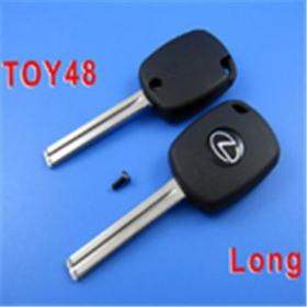 Lexus 4C Duplicable Key Toy48 (Short) with Groove