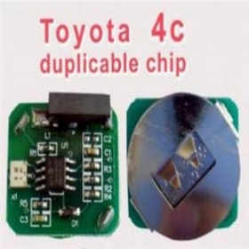 Toyota 4C Duplicable Chip 10PCS