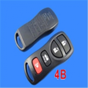 Nissan TIIDA Remote 4 Button