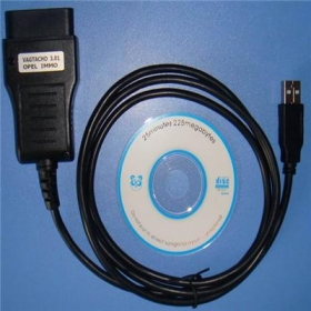 VAG Tacho USB3.01+Opel Immo
