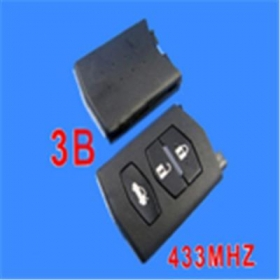 Mazda Remote 3 Button MHZ 433