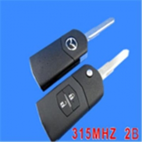Mazda Remote Key 2 Button MHZ 315