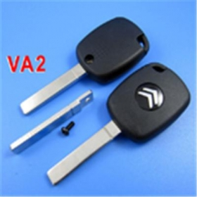 Citroen 4D Duplicable Key without Groove