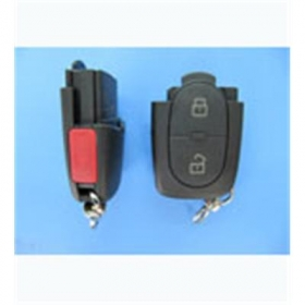 Audi 2 Button Remote Cover