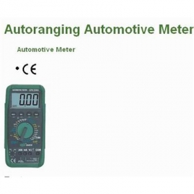 Autoranging Automotive Meter