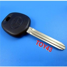 New Style Toyota Key Shell (Available Inside TPX1,TPX2)