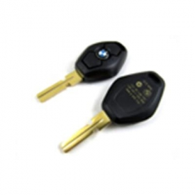 Bmw Key Shell 3 Button 4 Track (Backside With The Words 315MHZ)