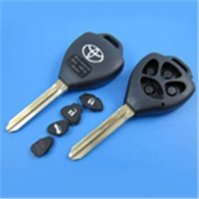 toyota camry 4 button remote cover