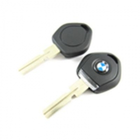 Bmw Key Shell 3 Button HU58 With Light