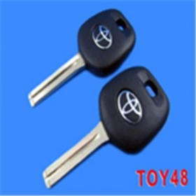 Toyota Key Shell TOY48