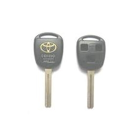 Toyota Toy48 Three button replacement remote control key shell ,