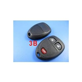 buick remote shell 3 button