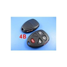 buick remote shell 4 button