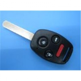 Honda 3+1 Button Remote Key 315MHZ ID46