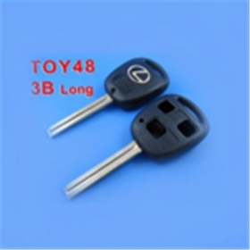 Lexus Remote Key Shell 2 Button without Logo TOY48(Long)