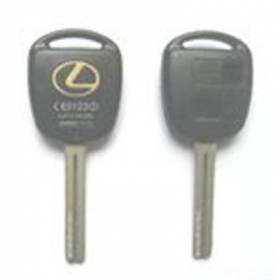 Lexus Toy40 Three Button Replacement Remote Control Key Shell
