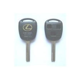 Lexus Toy48 three button replacement remote control key shell