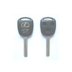 Lexus Toy48 three button long replacement remote control key she