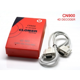 cn900 4D decoder cloner read copy 4D box