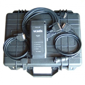 VCADS Pro 2.40 for Volvo Truck Diagnostic Tool
