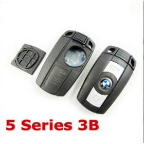 Bmw 5 series smart key shell 3 button