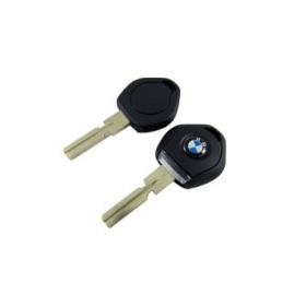 Bmw key shell 1 button with light