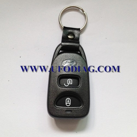 Remote Shell 2 button for Hyundai