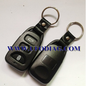 Remote Shell 3 button Hyundai