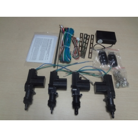 Universal Car Remote Central Door Locking System