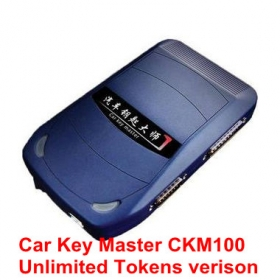 Car Key Master CKM-100 Unlimited Tokens Version