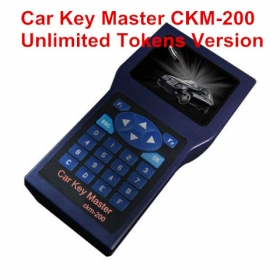 Car Key Master CKM-200 Unlimited Tokens Verison