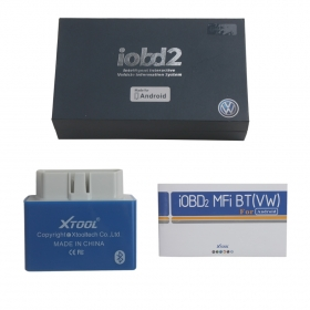 iOBD2 Android Diagnostic Tool for Vag