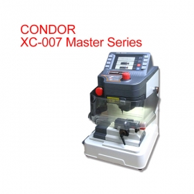 Condor XC-007 Key Cutting Machine(English Version)