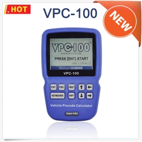 VPC-100 PinCode Calculator (With 500 Tokens)