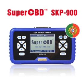 SuperOBD SKP-900 Key Programmer (Portuguese Version)