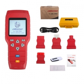 OBDSTAR X100 Pro Auto Key Programmer Full Version