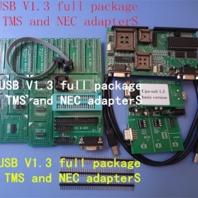 UPA USB HW2015 SW1.3 FULL SET with TMS and NEC adapter
