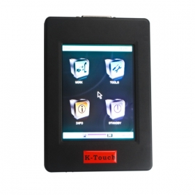 Genius Flash Point OBDII/BOOT Protocols Hand-Held ECU Programmer