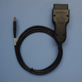 Broken not-working usb to obd2 cable for spare parts / repaipair