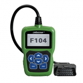 OBDSTAR F104 Chrysler Jeep & Dodge Pin Code Reader and Key Progr