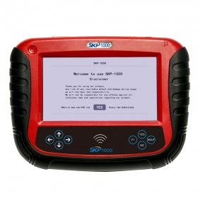 2017 New SKP1000 Tablet Auto Key Programmer