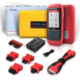 XTOOL X100 Pro2 Auto Key Programmer Mileage Adjustment